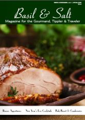 Cover 2017 winter entertaining special issue
